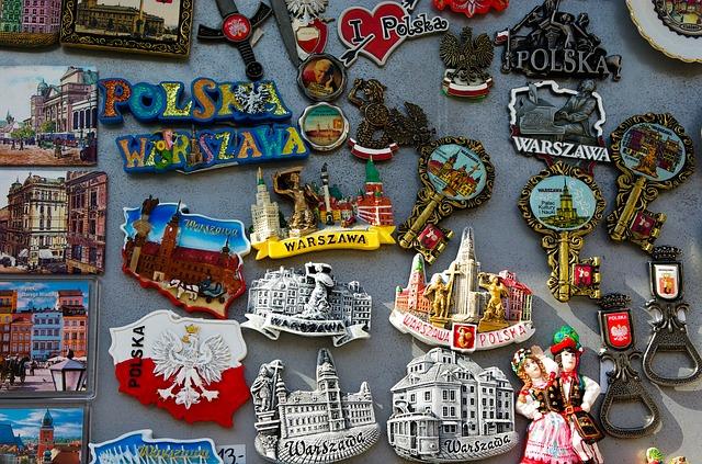 památky na Polsko