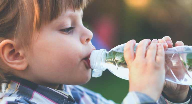 Dehydratace u dětí