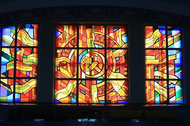 barevné okno