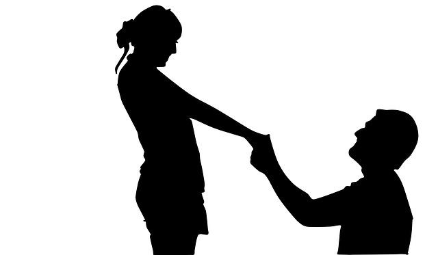 návrh k sňatku